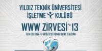 WWW ZİRVESİ'13 | YTÜ İşletme Kulübü