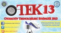Otomotiv Teknolojileri Etkinliği (OTEK'13) | YTÜ MakTek