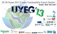 Ulusal Yenilenebilir Enerji Günleri (UYEG) | DEU IEEE