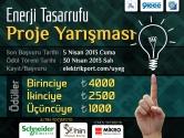 Enerji Tasarrufu Proje Yarışması ve Sergisi