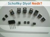 Schottky Diyot Nedir ? | ElektrikPort Akademi