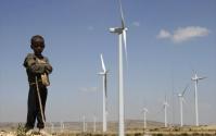 Etiyopya'da Afrika'nın En Büyük Rüzgar Çiftliği Kuruldu