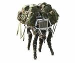 Askeri Bir Robot Bigdog   Robotlarla Bir Gün