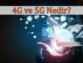 4G ve 5G Nedir? | Telekomünikasyon Teknolojileri