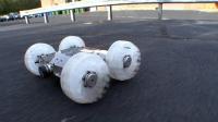 Engel Tanımayan Robot SandFlea | Robotlarla Bir Gün
