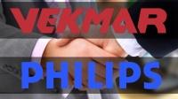 VEKMAR, PHILIPS İle Güç Birliği Anlaşması Yaptı
