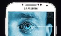 Galaxy S5 Gözlerinizi Tarayacak