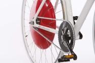 Bisiklet Tekerliği ile Enerjinizi Depolayın