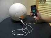 Futbol Topu ile Elektrik Üretimi | Soccket