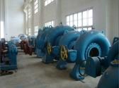 Hidroelektrik Santrallerde Kullanılan Türbin Tipleri