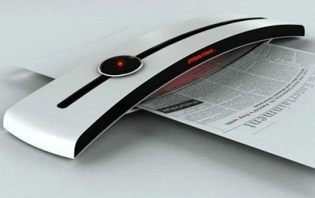 Dünyanın En Çevreci ve Mürekkepsiz Çalışan Yazıcısı | Tanning Printer