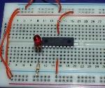 Bir LED de Siz Yakın   Breadboard Rehberi 1. Bölüm