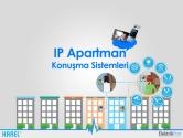IP Apartman Konuşma Sistemleri