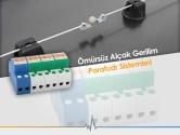 Ömürsüz Alçak Gerilim Parafudr Sistemleri | Spark Gap Teknolojisi