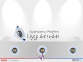 Aydınlatma Projeleri Uygulamaları | Vestel LED Mini Spot