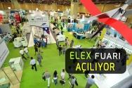 ELEX Fuarı Meraklılarına Hazırlanıyor