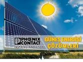 Phoenix Contact'tan Güneş Enerjisi Çözümleri