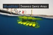 Gücünü Dalgalardan Alan İlk İnsansız Deniz Aracı | WaveGlider