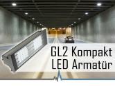 GL2 Kompakt LED Armatür