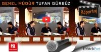 PSL Electronic Genel Müdür Tufan Gürbüz | 2014 LED&LED Aydınlatma Fuarı Video Röportaj