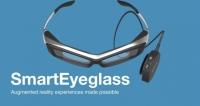 Sony'den Farklı Bir Akıllı Gözlük | SmartEyeglass Attach