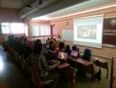 Karadeniz Teknik Üniversitesi | Microsoft Hour of Code Etkinliği