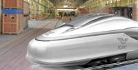İlk Yerli Üretim Yüksek Hızlı Tren