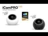 Yeni Nesil Ev Güvenlik Robotu | iCamPro FHD