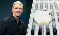 Apple'ın CEO'su Tim Cook, Yılın CEO'su Seçildi