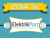 [İnfografik] 2014'te ElektrikPort