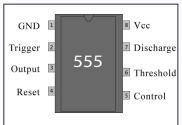 555 Zamanlayıcı (Timer) Entegresi | 1. Bölüm