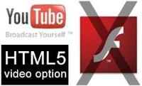 YouTube'un Yeni Tercihi   HTML5