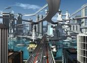 Geleceğin Toplu Ulaşım Sistemi | SkyTran
