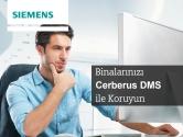 Binalarınızı Cerberus DMS ile Koruyun