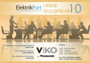 ElektrikPort Sinerji Buluşmaları'10 | VİKO by Panasonic