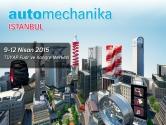 Automechanika İstanbul  9-12 Nisan Tarihlerinde Ziyaretçilerini Ağırlayacak