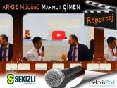 Sekizli Makina & Vinç AR-GE Müdürü Mahmut Çimen | 2015 WIN Fuarı Video Röportaj