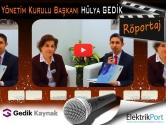 Gedik Kaynak Yönetim Kurulu Başkanı Hülya Gedik | 2015 WIN Fuarı Video Röportaj