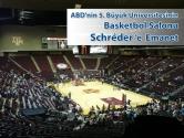 ABD'nin 5. Büyük Üniversitesinin Basketbol Salonu Schréder'e Emanet