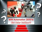 WIN Automation 2015'te Bizi Neler Bekliyor?