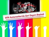 WIN Automation'da Geri Sayım Başladı