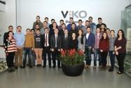 VİKO'dan Üniversite Öğrencileri İle Sinerji Buluşması