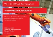 Özdisan, Savior ve Alpke 19-22 Mart'ta WIN Automation'da