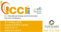 Uluslararası Enerji ve Çevre Fuarı ve Konferansı | ICCI  2015