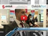 Entek Mekatronik Çözümleri Müdürü Yaşar Yılmaz | 2015 WIN Fuarı Video Röportaj