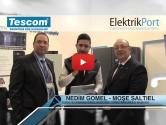 TESCOM Yönetim Kurulu Başkanı Moşe Saltıel ve Türkiye Operasyonel Müdürü Nedim Gomel | 2015 WIN Fuarı Video Röportaj