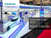 Hannover Fuarı 2015 | Dijital Fabrika