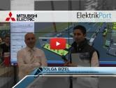 Mitsubishi Electric Türkiye Fabrika Otomasyon Sistemleri İş Geliştirme Yöneticisi Tolga Bizel | 2015 WIN Fuarı Video Röportaj