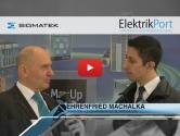Sigmatek Uluslararası Satış Sorumlusu Ehrenfried Machalka | 2015 WIN Fuarı Video Röportaj