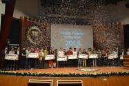'Yıldızlı Projeler'de Ödüller Sahiplerini Buldu
